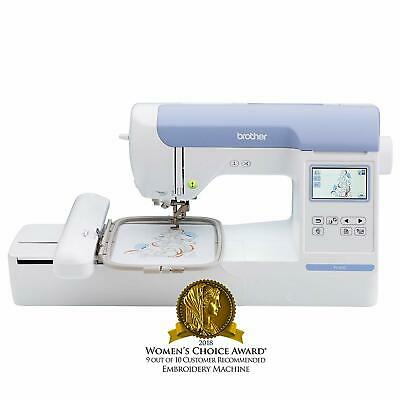 "Brother Embroidery Machine, PE800 5"" x 7"", Embroidery-Only Machine with LCD"