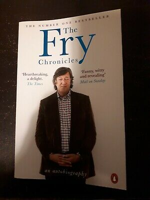 NEW The Fry Chronicles By Stephen Fry Paperback