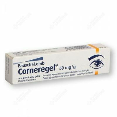 Corneregel® 5% Eye Gel Tube 10g For Corneal Disorders; Keratitis.
