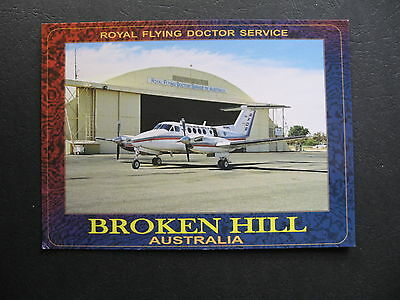 Beachcraft Super King ROYAL FLYING DOCTOR SERVICE