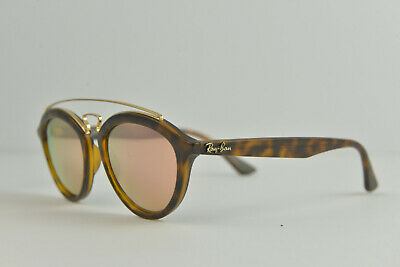 187ef567cce Ray-Ban round sunglasses RB 4257 6092 2Y 50-19 SMALL 145 3N