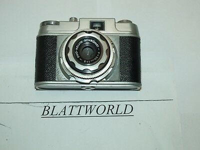 Kelvin Maior 35mm CAMERA with 50mm  DUO KELVIN ACHROMAT MADE in ITALY
