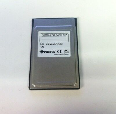 Pretec Telemecanique PAN032-CP-2K 32 Mbytes PC Card PCMCIA