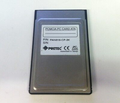 Pretec Telemecanique PAN016-CP-2K 16 Mbytes 16 MB PC Card PCMCIA