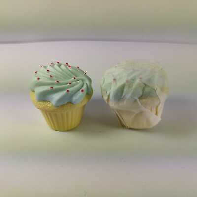 "18"" AMERICAN GIRL Doll Accessory 2pcs Cupcake New"