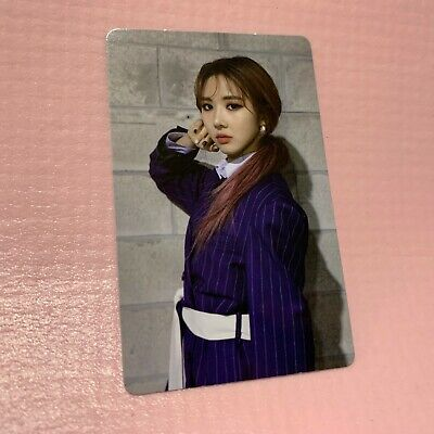 DREAMCATCHER YOOHYEON Official PHOTOCARD THE END OF NIGHTMARE Photo Card Only #1