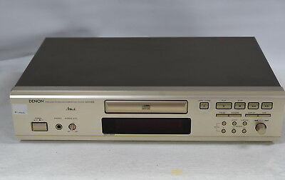 Denon DCD-655 CD Player with pitch control