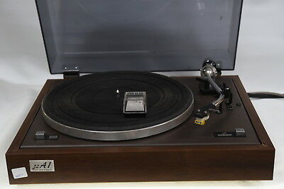 JVC JL-A1 Turntable - Serviced - New Stylus - Vintage Record Player