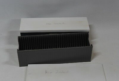 Pair of Cabin 35mm Slide Projector Cartridges/Magazines Size 36 Slides