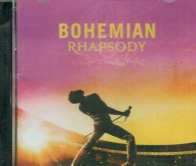 Queen  Bohemian Rhapsody The Original Soundtrack CD  New