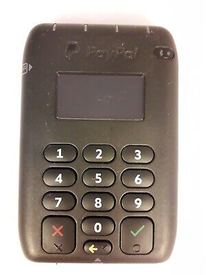 Paypal Here Contactless Chip & Pin Card Reader card machine