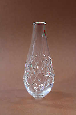 Kristall Glas Baluster 160mm Mittelstange Maria Theresia     Enfilage lustre