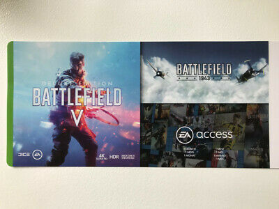 ~~~ Battlefield V 5 Deluxe Edition (Code, XBOX ONE) ~~~