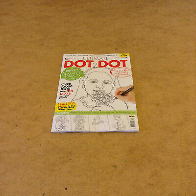 Ultimate Dot-2-Dot #40 Adult Dot-To-Dot Mothers Day Magic & Mystery Ireland