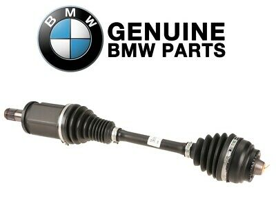 NEW Front Driver Left CV Axle Assy Genuine 31607618681 For BMW F06 F10 F12