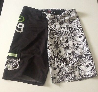No Fear Casual / Quick Dry/ Swim Shorts Size 16