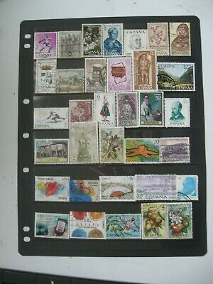 Album Page, Spain, Top Quality Commemoratives, Vf Used,  Page 7