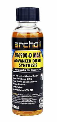 Archoil AR6900-D Max Advanced Diesel Fuel Synthesis, CLEANS TURBO DPF & CAT
