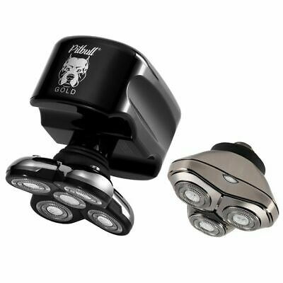Skull Shaver Pitbull Gold Plus Shaver - New, Open Box Head Shaver USB Cable Only