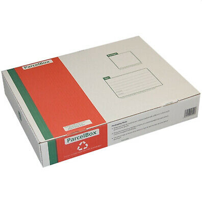 Parcel Box packing and shipping ParcelBox Size 3/Small parcel size 440x340x75mm