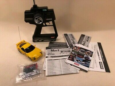 KYOSHO Mini-Z Racer MR-015 RX-7 FD3S Initial D Limited Super beautiful goods