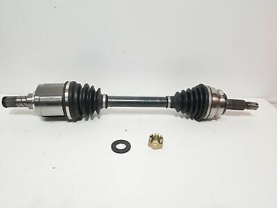 CV Axle Assembly-Joint Half Shaft GSP NCV82500 fits 05-10 Jeep Grand Cherokee