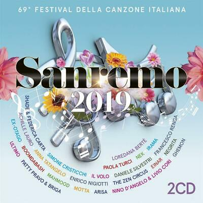 Sanremo 2019 (2 CD Audio) - Various Artists