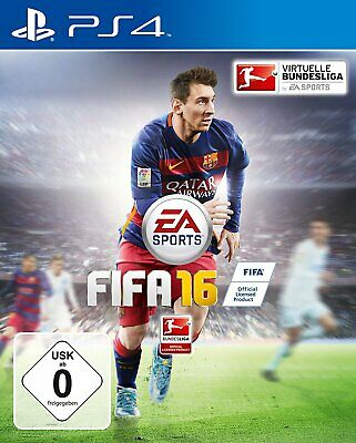 Sony PlayStation 4 | PS 4 | FIFA 16 | Zustand sehr gut