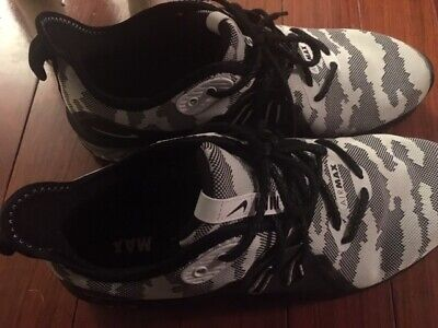 best sneakers 5aee0 415b9 Nike Air Max Sequent 3 Premium Black White Camo Running Shoes Men s ...