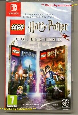LEGO Harry Potter Collection Years 1-4 and 5-7  'New & Sealed'  *SWITCH*