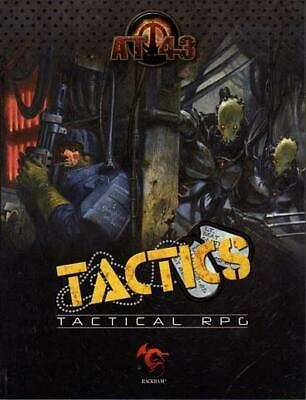 Rackham AT-43 AT-43 Tactics - Tactical RPG SC NM