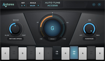 New Antares Auto-Tune Access Most Affordable Plug-in Mac PC AAX VST AU eDelivery