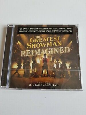 The Greatest Showman: Reimagined (CD 2018)  NEW & SEALED