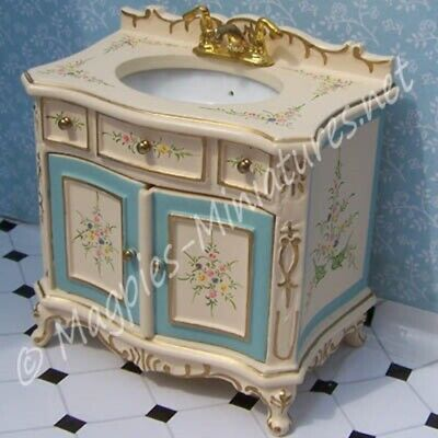 Deluxe Miniature-Highly Detailed Hand Wash Basin