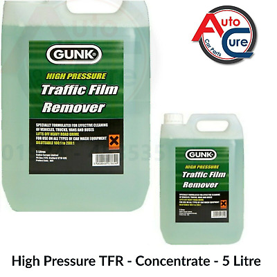 High Pressure TFR - Concentrate - 5 Litre TOUGH DIRT REMOVER TRACKED DELIVERY