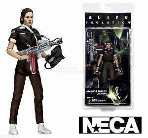 "NECA Aliens - Series 6 Amanda Ripley Jump Suit Action Figure (7"" Scale) New"