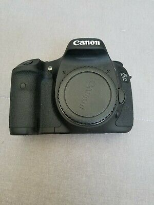 Canon EOS 7D 18.0MP Digital SLR Camera - Black (Kit w/ EF IS 28-135mm and batter
