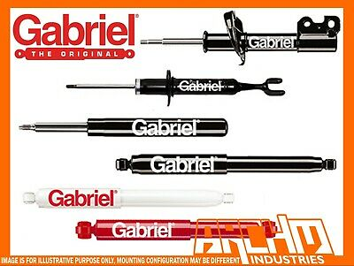 Chevrolet Corvette C4 All 1984-1987 Front Gabriel Ultra Shock Absorbers Gas