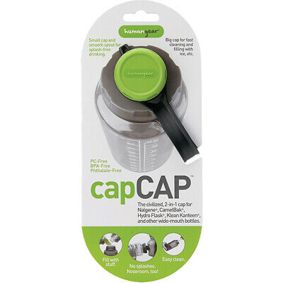 Humangear Capcap Green/Gray
