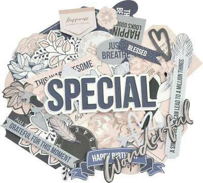 Kaisercraft Collectables Cardstock Die-Cuts Breathe 883416059561