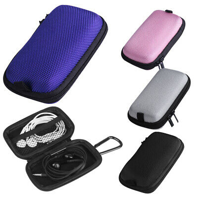 Portable Protective Travel Carrying Hard EVA Case Bag Cover Holder with Clip