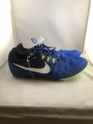 low priced 4e44c 1363f Nike Zoom Rival M8 Mens Track Field Spikes Sprint Running Racing Shoes SZ  11.5