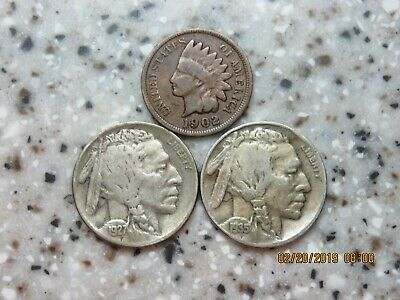 (3) Good Old Coins Free Shipping