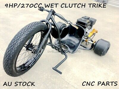 9Hp 270Cc Motorised Drift Trike Huffy Slider Fat Boy Gokart Fatboy Dt4 Full Size
