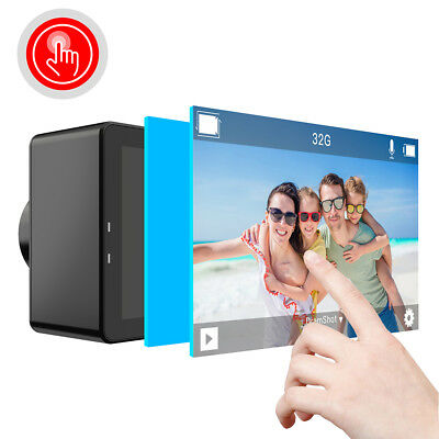 Campark Ultra FHD 4K/1080p Sports CAM WIFI Waterproof Action Camera Touchscreen
