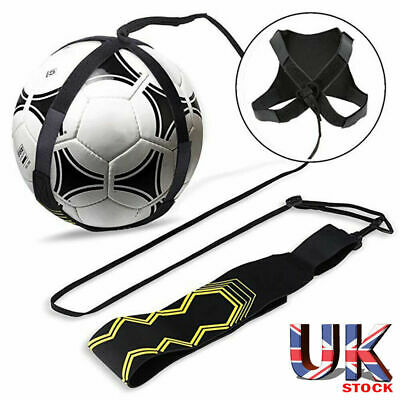 Kick Soccer Football Training Aid Trainer Practice Sport Equipment For Kid Adult