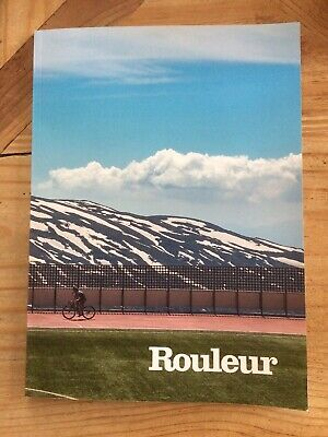 Rouleur Magazine Issue 19.1 Cycling Reportage From UK. Member Edition.