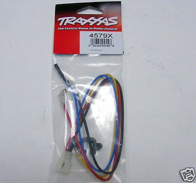 Excellent 4579X Traxxas Rc Car Connector Wiring Harness Ez Start And Ez Start Wiring Digital Resources Funapmognl