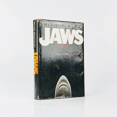 Peter Benchley: Jaws - First Edition - Signed, Inscribed & Dated Prior to Pub