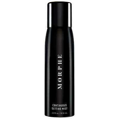 Morphe Continuous Setting Mist 82.8ml Makeup Face New Genuine Authentic Spray
